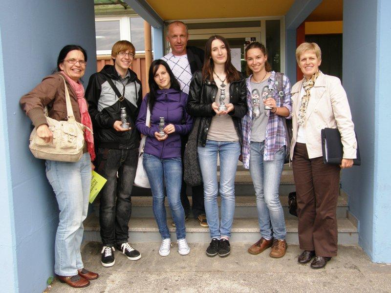Srečanje mladih raziskovalcev Slovenije
