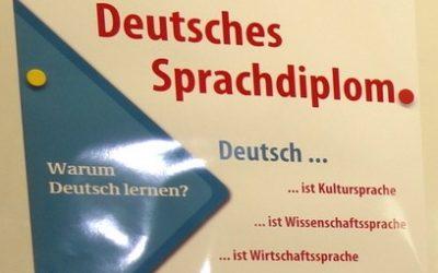 Nemška jezikovna diploma DSD I 2017