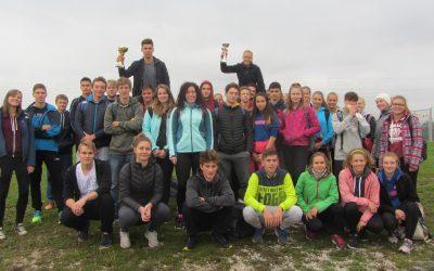 Uspeh naših dijakov na ekipnem področnem prvenstvu v atletiki