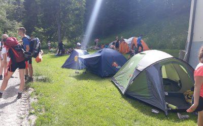 MEPI poskusna odprava srebrne skupine Borovničke