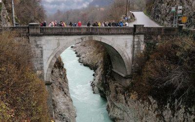 Maturitetna geografska ekskurzija v Kanalsko dolino in Zgornjo Soško dolino