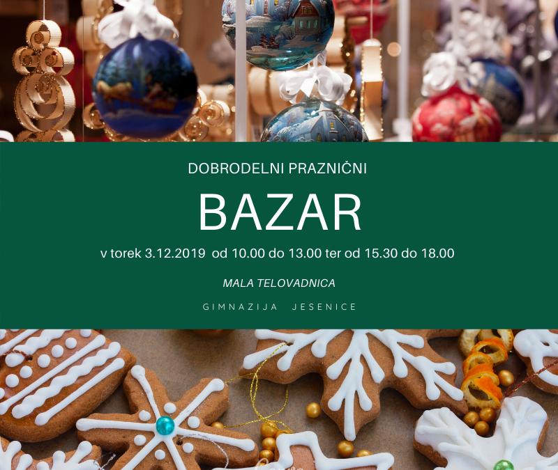 Vabljeni na bazar